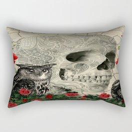 Crow Rectangular Pillow