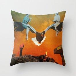 Vista Throw Pillow