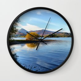 Derwent Water Wall Clock