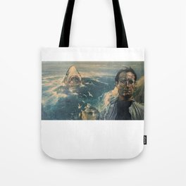 The Moment of Realization Tote Bag