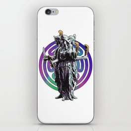 Hecate - Stained Glass iPhone Skin