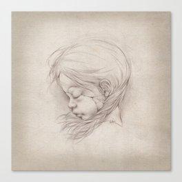 Doll II Canvas Print