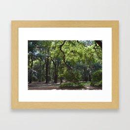 angel 01 Framed Art Print