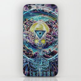 Promethean....Conversations with a god iPhone Skin