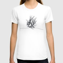 Ampersand Thorn Bush by Cheyenne Austin T-shirt