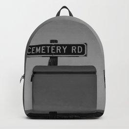 No One Cried Backpack