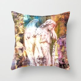 Loves Lost Throw Pillow