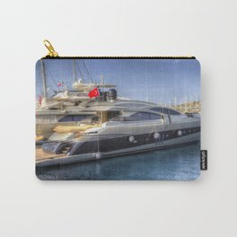 Pershing 90 Yacht Carry-All Pouch