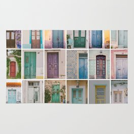 Door Collection Rug