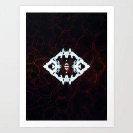 Paper Crown Art Print