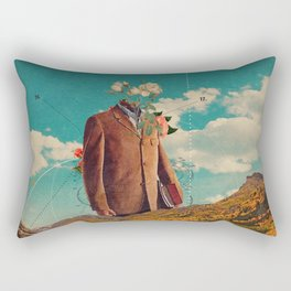 Sometimes I Think You'll Return Rectangular Pillow