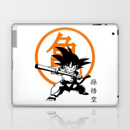 Young Fighter Laptop & iPad Skin