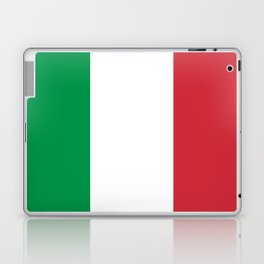 National Flag of Italy, High Quality Image Laptop & iPad Skin