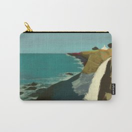 The Coast of California Carry-All Pouch