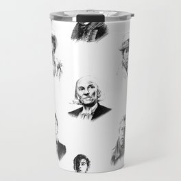 DOCTOR WHO: ALL THIRTEEN Travel Mug