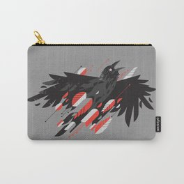 Crow Escape Carry-All Pouch