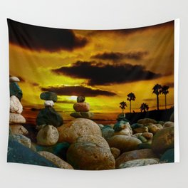 Memories in the Twilight Wall Tapestry