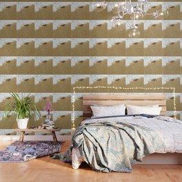 Sea Lace Wallpaper