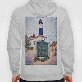 """Big Sable Point Lighthouse"" Hoody"