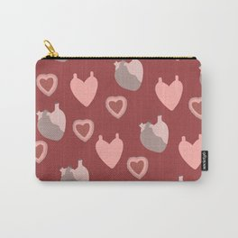 An Ardent Heart Carry-All Pouch