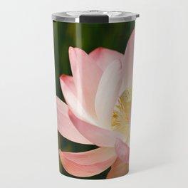 Radiant Lotus Travel Mug