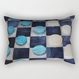 Checkers Rectangular Pillow