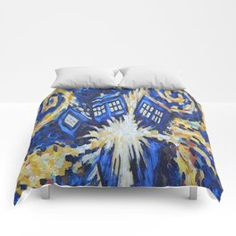 Dr Who Comforters