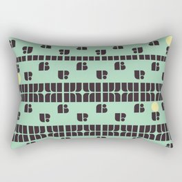 A dot! Rectangular Pillow