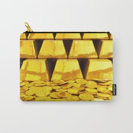 Gold investment Carry-All Pouch