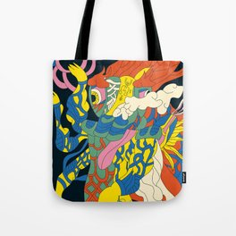 Beast Unchained Tote Bag