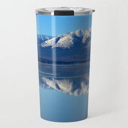Turnagain Arm Mirror - Alaska Travel Mug
