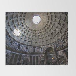 Pantheon Throw Blanket