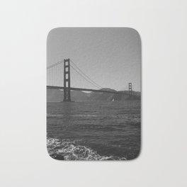 Golden Gate Bridge III Bath Mat