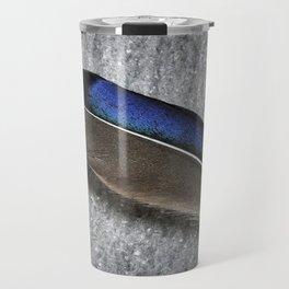 Glossy iridescence Travel Mug