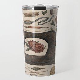 Sewing Collection Travel Mug