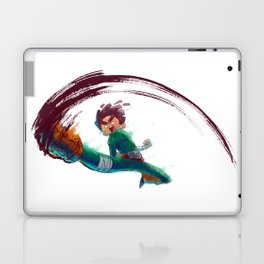 Rock Lee Laptop & iPad Skin