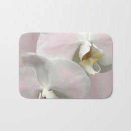 BLUSHING PINK ORCHIDS Bath Mat