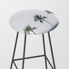 Palm trees 6 Bar Stool