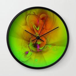 Dreaming forwards ... Wall Clock