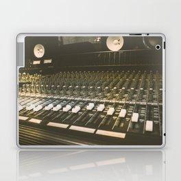 Studio Mixing Board Laptop & iPad Skin