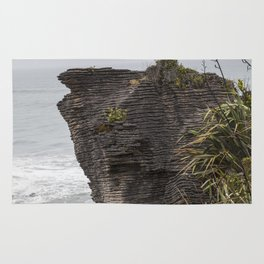 Pancake rocks New Zealand Rug