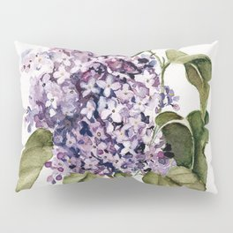 Lilac Branch Pillow Sham