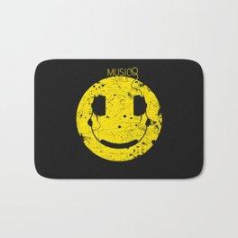 Music Smile V2 Bath Mat