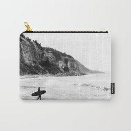 Surfer heads out II Carry-All Pouch