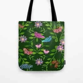 zakiaz magical forest Tote Bag