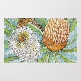 Banksia Rug