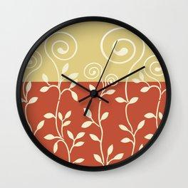 VINEIRI | cayenne khaki Wall Clock
