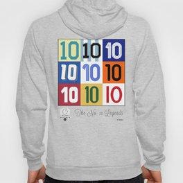 The No. 10 Legends Hoody