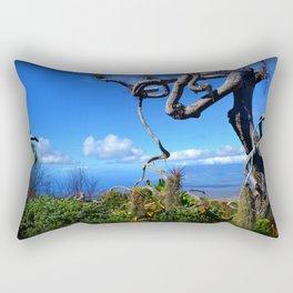 Gnarly Rectangular Pillow