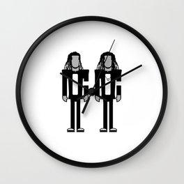 Milli Vanilli  Wall Clock